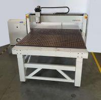 Bed freesmachine COMAGRAV Mistral 1250