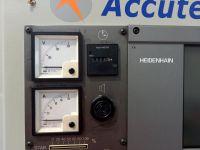 Olovko elektrický výboj stroj ACCUTEX AMNC62 2013-Fotografie 8