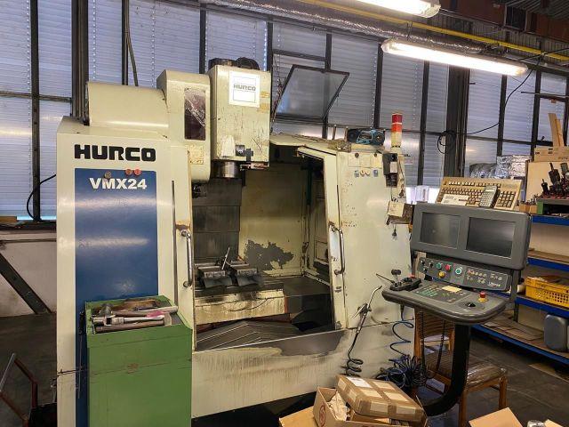 CNC Vertical Machining Center HURCO VMX 24 2000