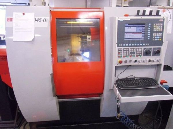 CNC-Drehmaschine EMCO EMCOTURN 345-II 2003