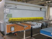 Cisaille guillotine hydraulique ATLANTIC XTSL 4016