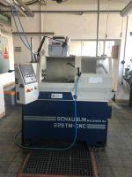 CNC draaibank SCHAUBLIN 225 TM - CNC