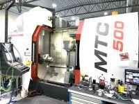 Sústruženie a frézovanie centrum MAS MTC 500i 2014-Fotografie 4
