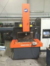 Sinker Electrical Discharge Machine CHARMILLES OPTIMAT 515 ROBOFORM