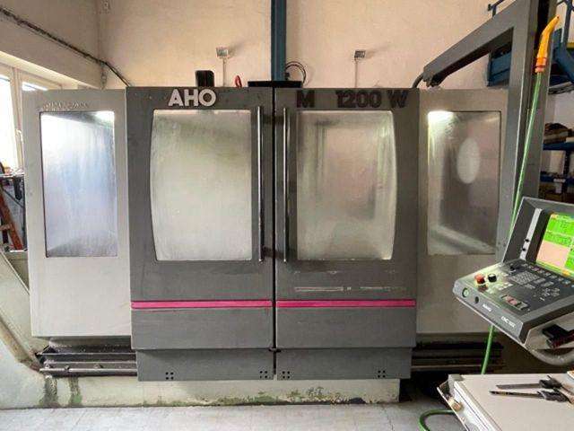 CNC Milling Machine MAHO MH 1200 W 1993