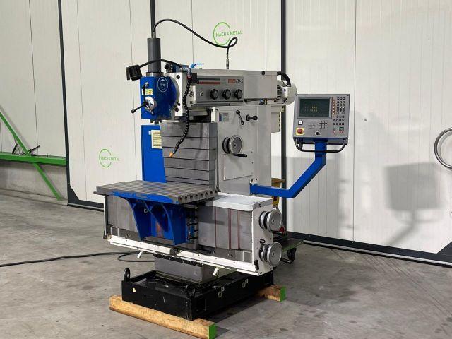 CNC fresemaskin EMCO FB-5 2005