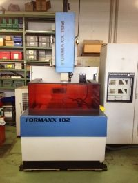 Wire Electrical Discharge Machine FORMAXX T 102