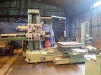 Horisontale kjedelig maskin TOS VARNSDORF W 100 A