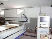 CNC portaal freesmachine INFOTEC 2515 ENERGY 2015-Foto 2