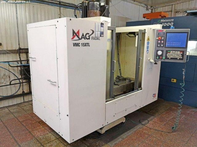 CNC verticaal bewerkingscentrum FADAL VMC 15XTL 2007