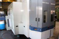 CNC centro de usinagem horizontal MORI SEIKI SH-500/40 1999-Foto 20