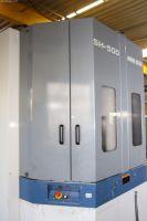 CNC centro de usinagem horizontal MORI SEIKI SH-500/40 1999-Foto 21