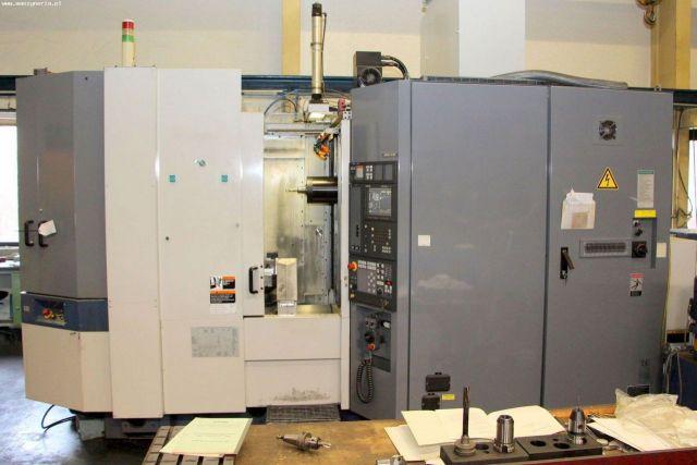 CNC centro de usinagem horizontal MORI SEIKI SH-500/40 1999