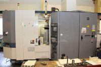 Horizontales CNC-Fräszentrum MORI SEIKI SH-500/40