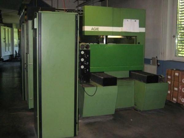 Drahterodiermaschine AGIE AGIECUT 300 1986