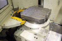Centro di lavoro orizzontale CNC MORI SEIKI SH-400 2000-Foto 11
