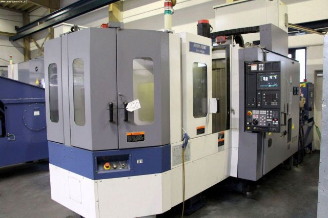 Centro di lavoro orizzontale CNC MORI SEIKI SH-400 2000
