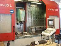 CNC Vertical Machining Center MATEC 30 L