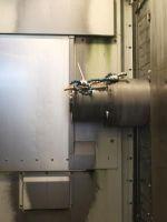 Horizontales CNC-Fräszentrum MORI SEIKI NH 5000 DCG/40