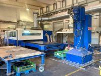 2D Laser TURMPF TRUMATIC L 3050 5KW 2005-Photo 4