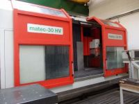CNC frézka MATEC 30 HV