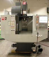 CNC Lathe HAAS Super Mini Mill 2