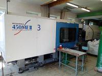 Kunststoffspritzgießmaschine MITSUBISHI 450 ME