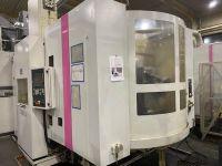 Horizontales CNC-Fräszentrum HELLER MCi 250