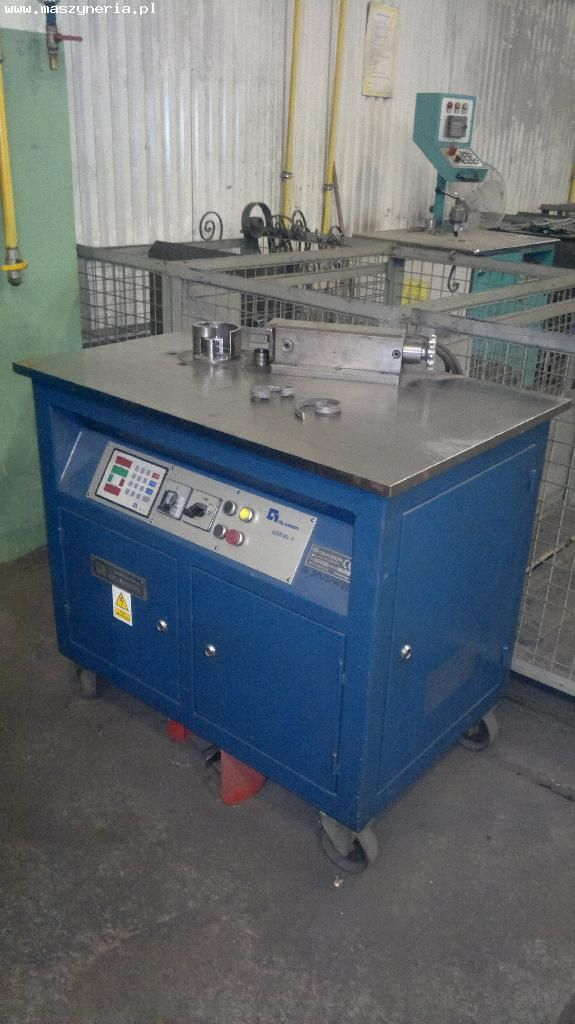 Zaginarka do blachy GLASER GSB 80-V 2001