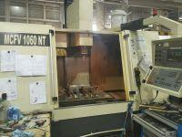 CNC vertikal fleroperationsmaskin  MCFV 1060 NT
