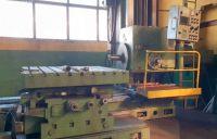 Horisontell tråkig maskin DEFUM AD125
