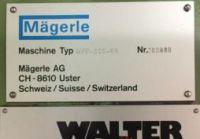 Overflaten slipemaskin MAGERLE MFP 220-50 / 2.0 M 1993-Bilde 3