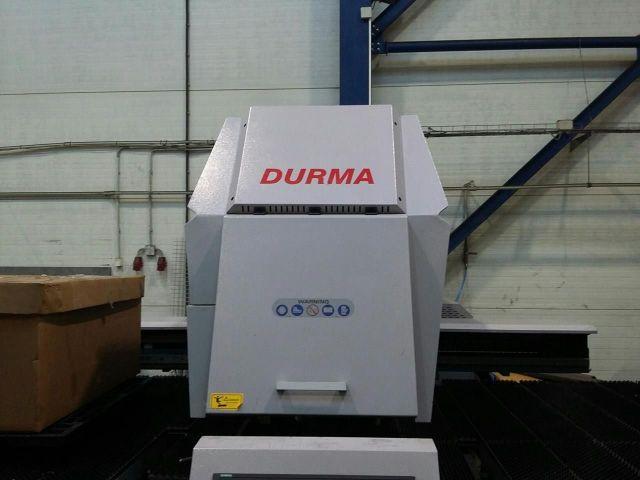 Lyukasztó gép DURMA RP9 2007