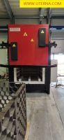 CNC Folding Machine Harden 1200 Celsius