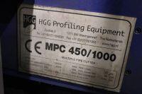 Газорезательная машина HGG HGG - MPC 450 - 1000 2009-Фото 4