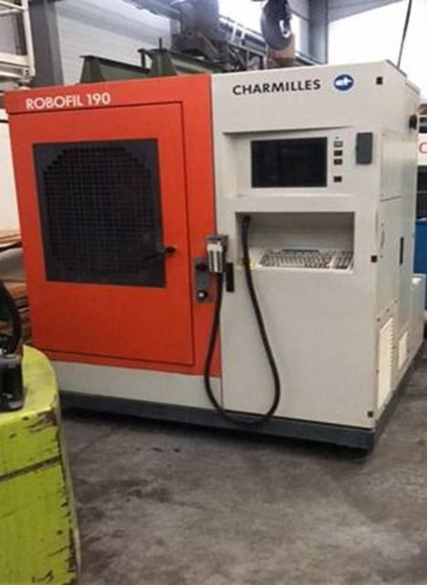 Wire Electrical Discharge Machine CHARMILLES ROBOFIL 190 2002
