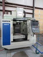 CNC de prelucrare vertical HURCO VM 10