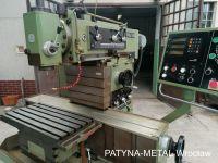 Toolroom freesmachine TOS Celakovice FNGJ-20