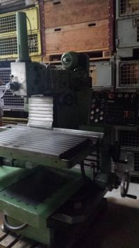 CNC frézka MIKRON WF 2/3 DP