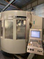 CNC de prelucrare vertical DECKEL MAHO DMU 60T 5 axis