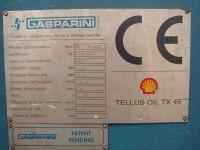 Pressa piegatrice idraulica di CNC GASPARINI PBS 165/4000 2003-Foto 5