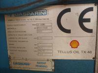 Cesoia a ghigliottina idraulica GASPARINI CO 4008 2003-Foto 4