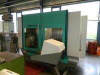 CNC fresemaskin DECKEL MAHO DMU 50 VL