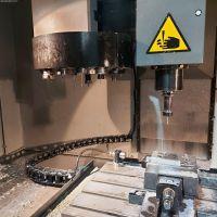 CNC függőleges megmunkáló központ AFM DEFUM BACA R 1000 2014-Fénykép 5