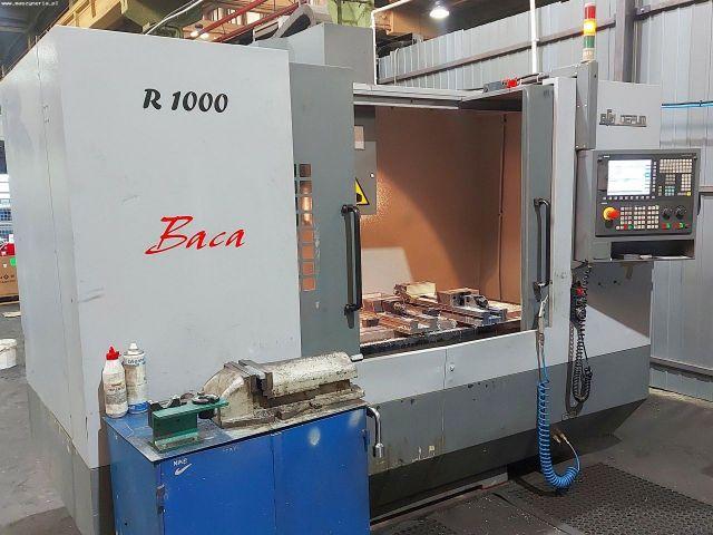 CNC függőleges megmunkáló központ AFM DEFUM BACA R 1000 2014