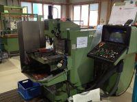 CNC Fräsmaschine DECKEL FP 2 A