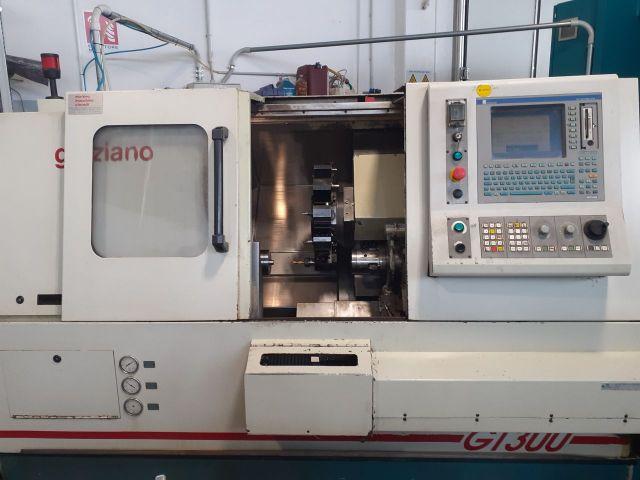 Tornio  CNC GRAZIANO GT 300 1998