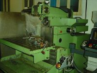 CNC Fräsmaschine DECKEL FP 4 MA