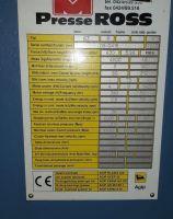 Eccentric Press PRESS ROSS 63 R 2005-Photo 2