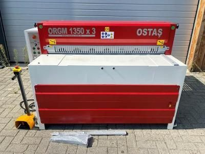 Mechanical Guillotine Shear Ostas ORGM 1350 x 3 2021